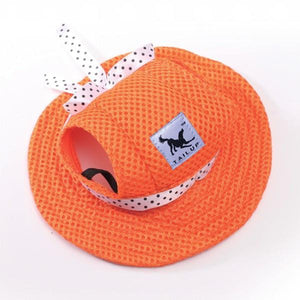 Machika Summer Dog Hat - GenieMania Fr