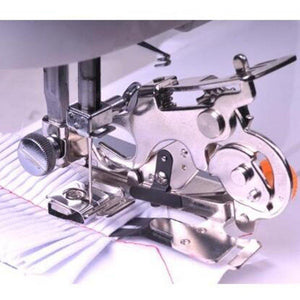 THE RUFFLER SEWING FOOT - GenieMania Fr