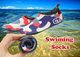 Queshark™ : Swiming Shoes