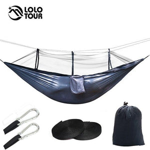 EAGLE TIGRIS® - Premium Ultra-Light Mosquito Net Hammock - GenieMania Fr