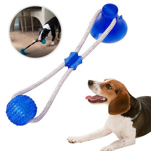 Last Day Promotion- Flexible Dog Molar Bite Toy - GenieMania Fr