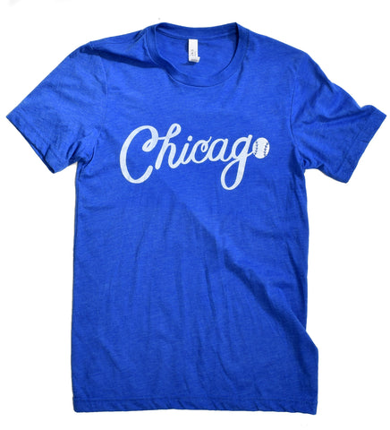Chicago Baseball - unisex t-shirt
