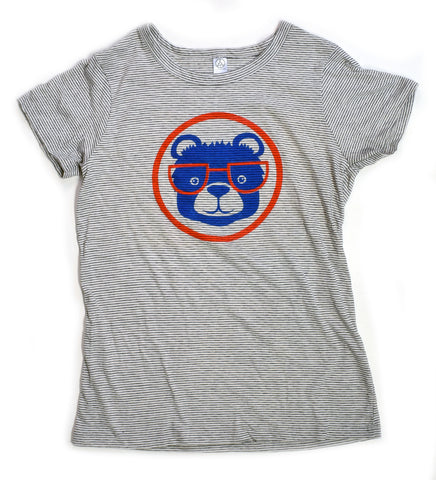 Baseball Bear - women's fit t-shirt - L - sale