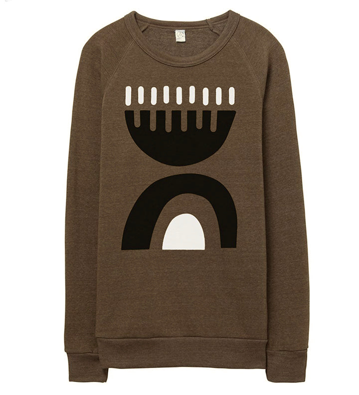 Arches - adult sweatshirt