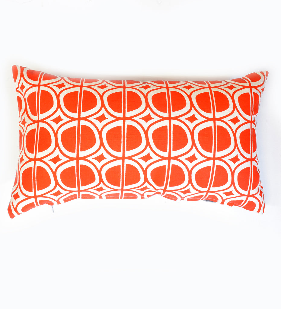 Avocado Red - 12x20 - pillow case - sale