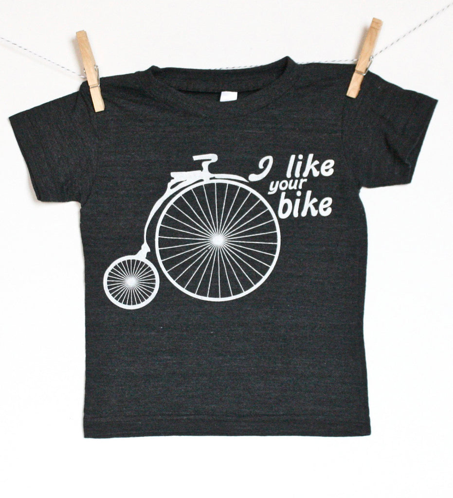 I Like Your Bike - size 6 - sale