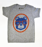 Baseball Bear - kid's t-shirt