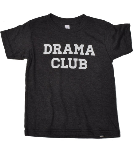 Drama Club - kid's t-shirt