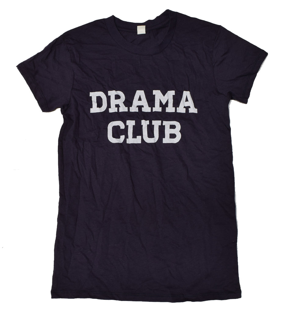 Drama Club - women's slim fit t-shirt - sale