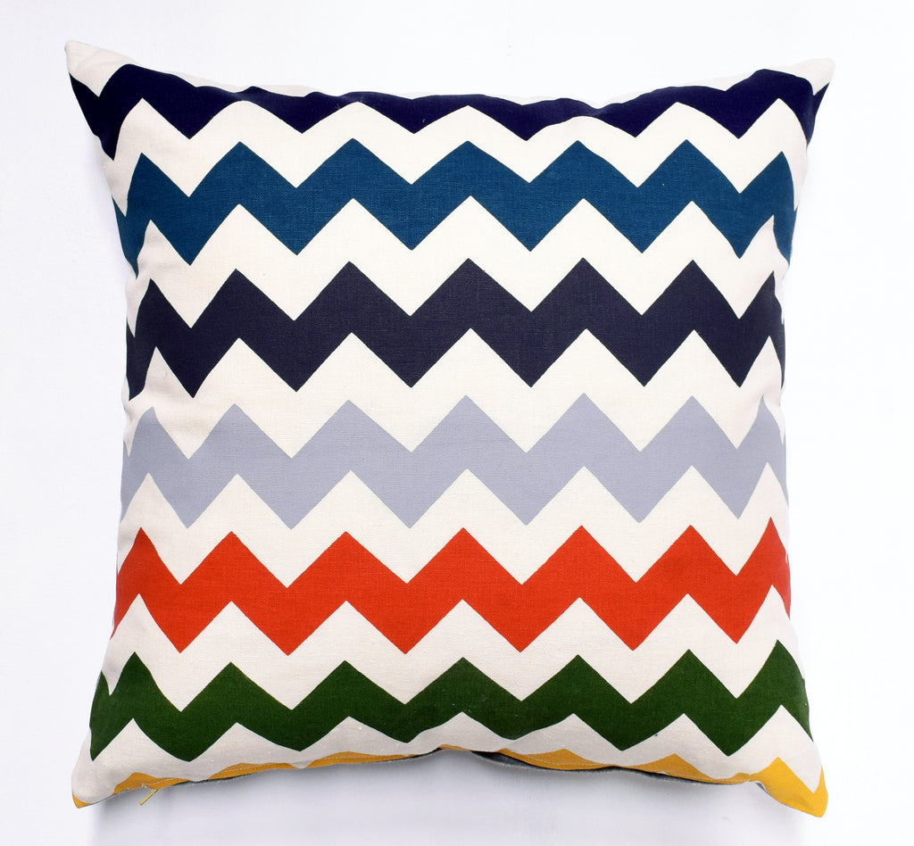 "Chevron Weasley - 18""x18"" pillow case - sale"