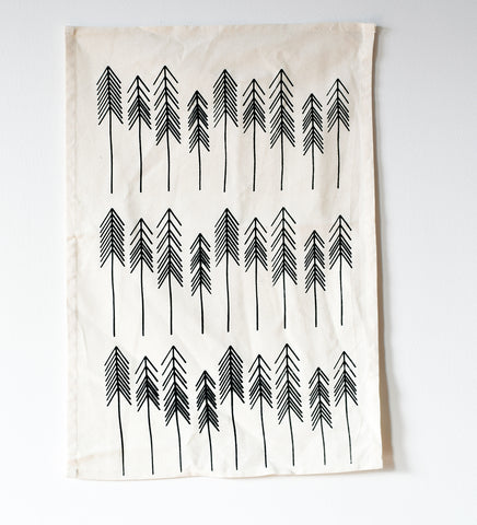 Pine- kitchen towel - sale