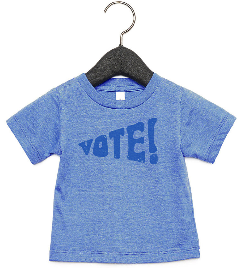 Vote! - election baby tee