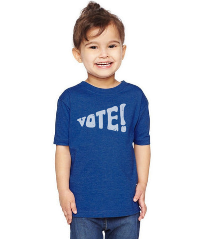 Vote! - kid t-shirt (size 2-8)
