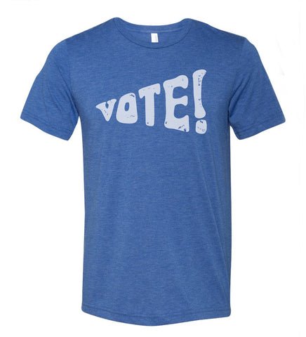 Vote! - adult, unisex t-shirt
