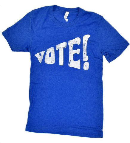 Vote - misprint  - adult t-shirt - X Small