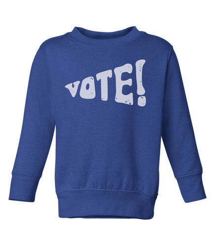 Vote! - kids sweatshirt