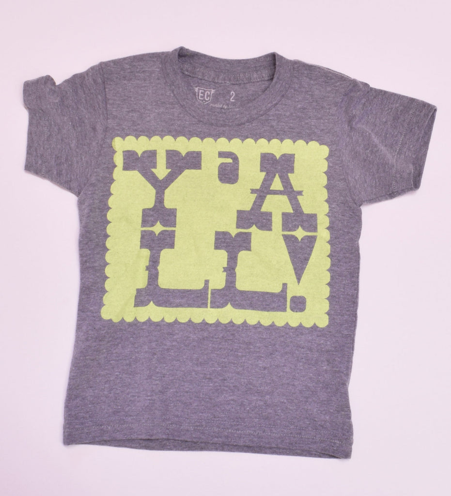 Y'all - kids shirt - sale