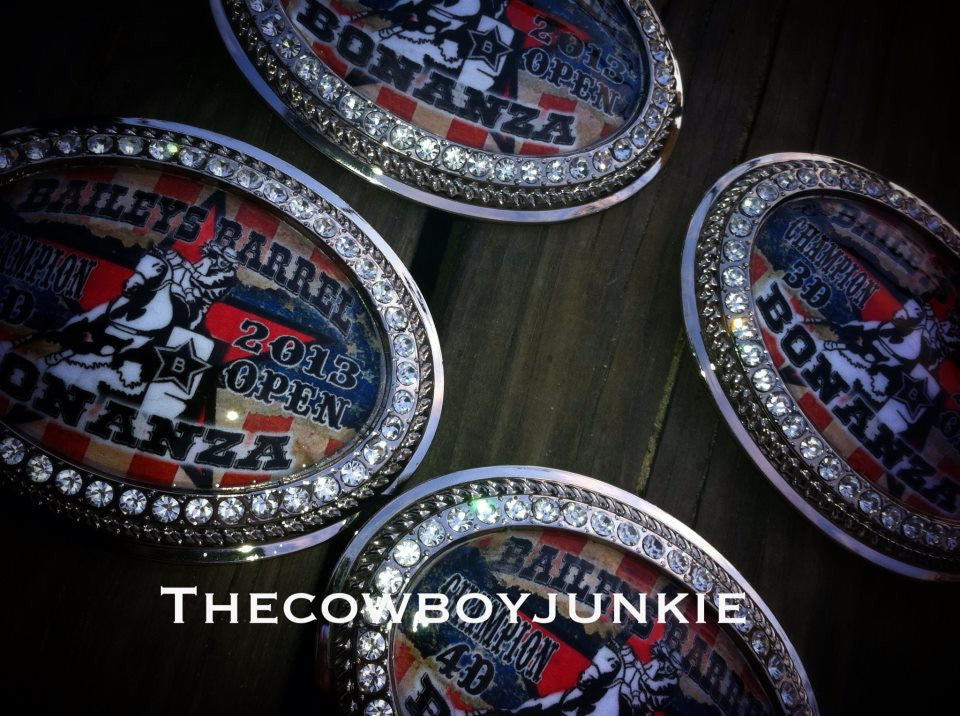 Custom Award Buckles