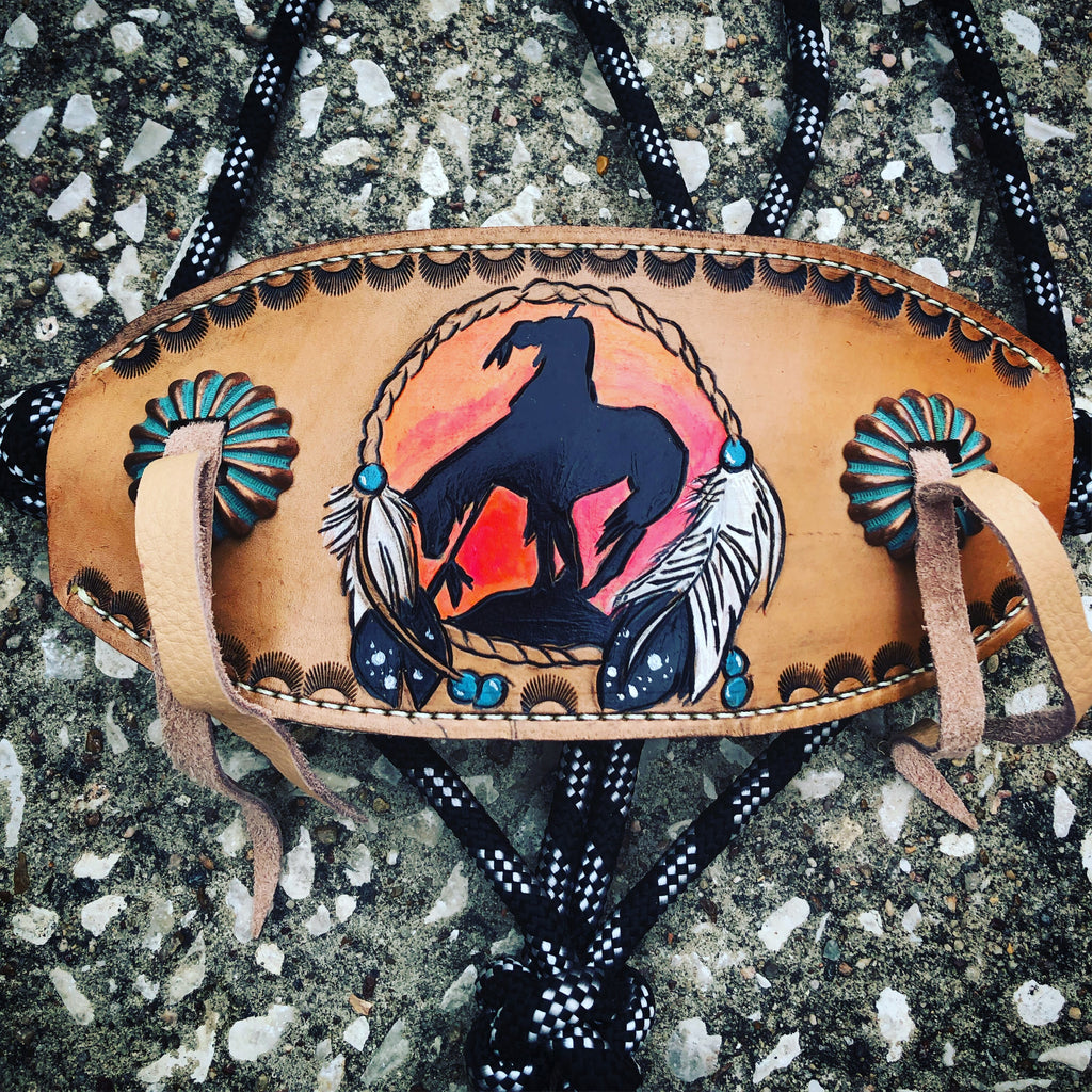 Trail of Tears Halter