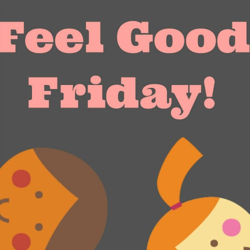 Feel Good Friday at ShopLuLu.com