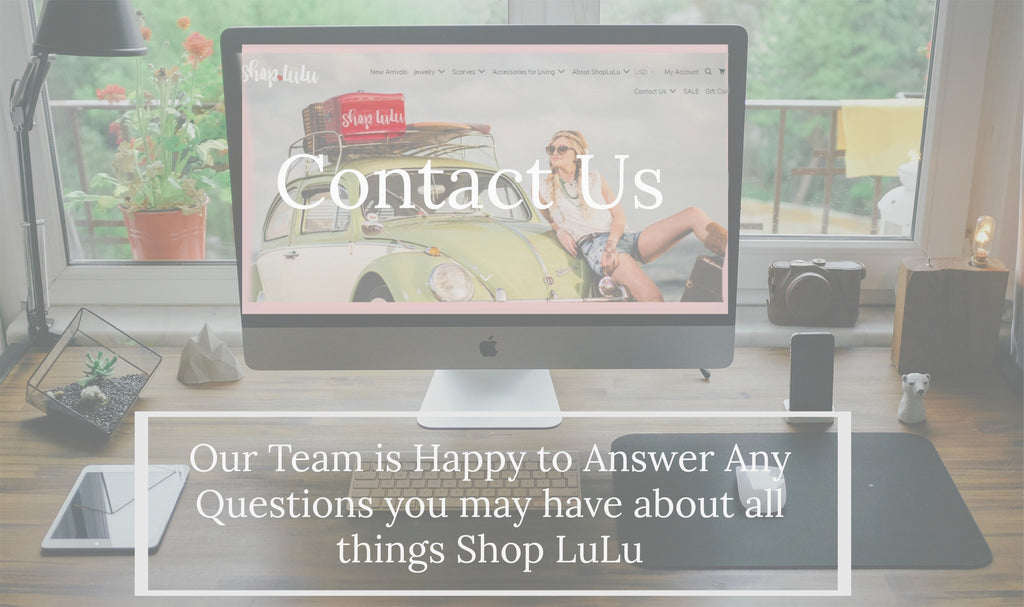 Contact the Shop LuLu Team