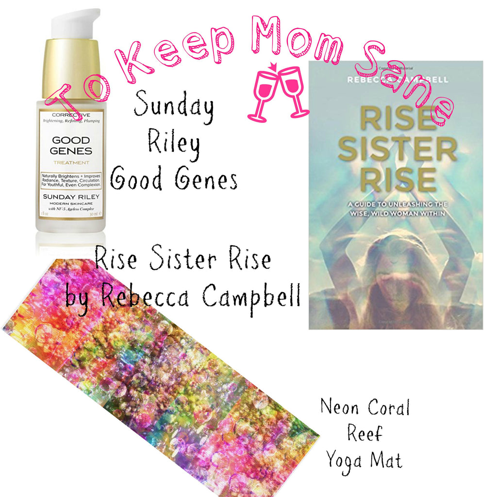 Summer Essentials to Keep Moms Sane
