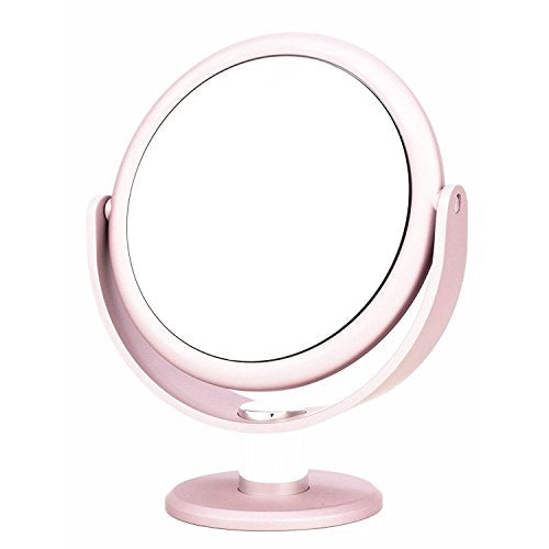 Blush Pink 10x Magnification Mirror