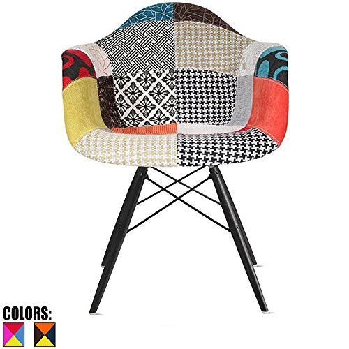 eames style boho chair shop lulu