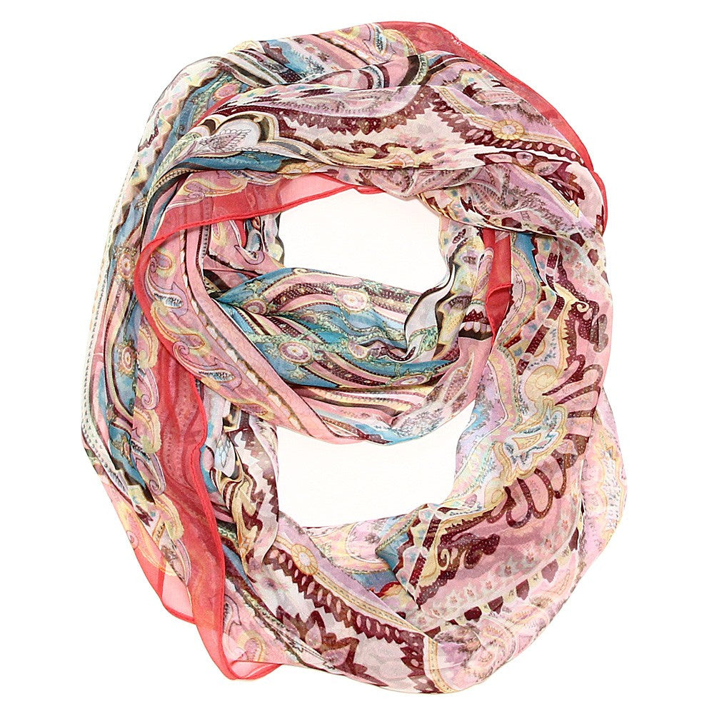 Awesome Dream A Little Dream Infinity Scarf   RedScarf   Shop LuLu ...