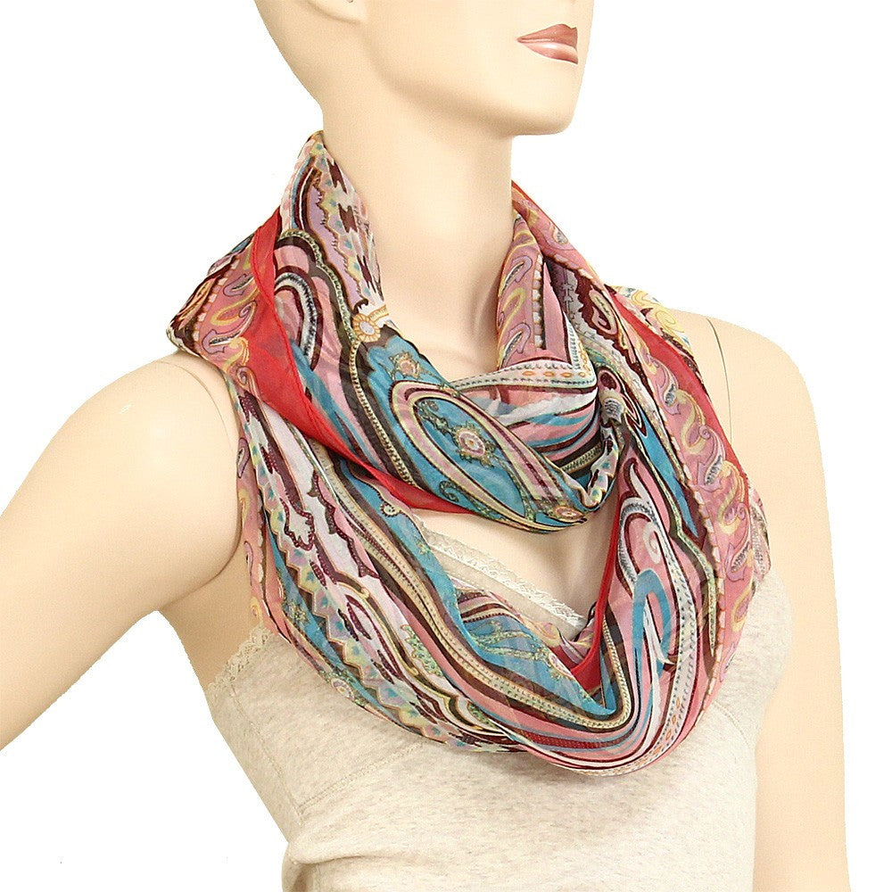 ... Dream A Little Dream Infinity Scarf   RedScarf   Shop LuLu