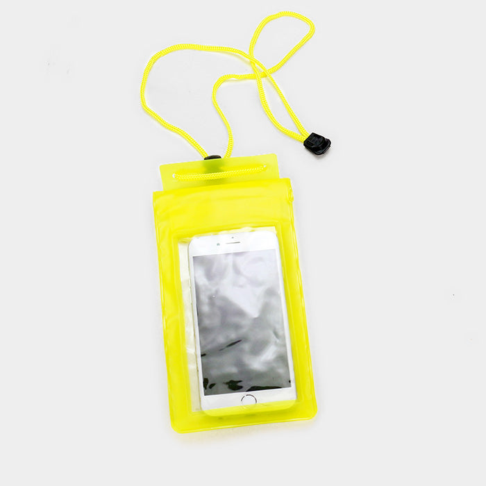 Waterproof / Sand Proof  Dry Pouch Cases- ShopLuLu.com , New York's Fashion District - NYC - Wholesale Fashion Jewelry
