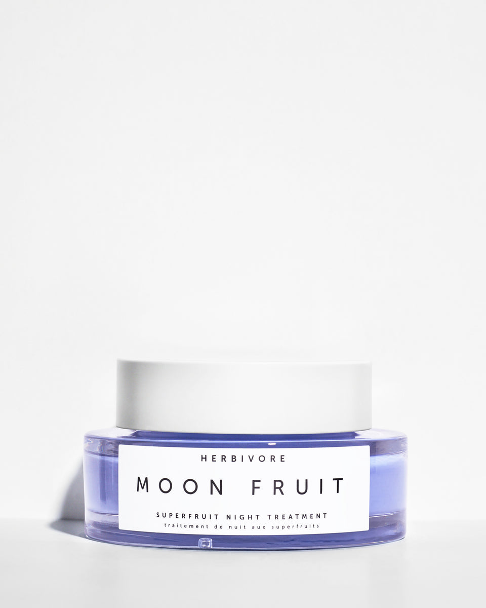 herbivore botanicals - moonfruit night treatment
