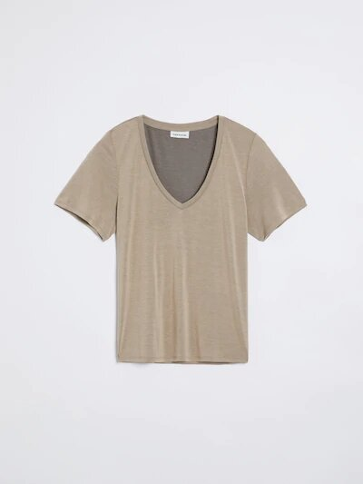 frank & oak - supersoft v-neck tee