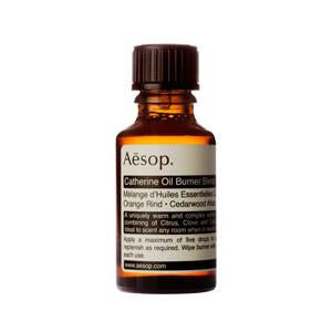 aesop - catherine oil burner blend