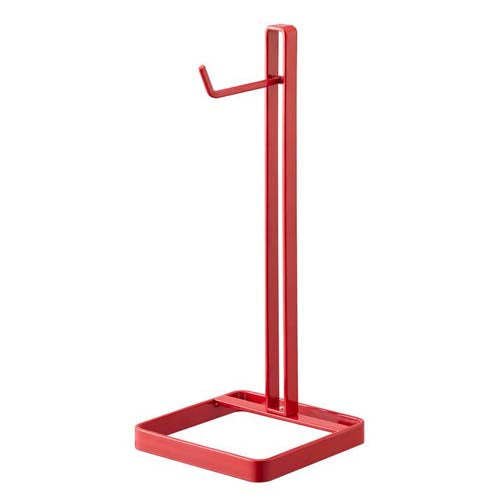 Yamazaki Home - Beautes Square Headphone Stand Red