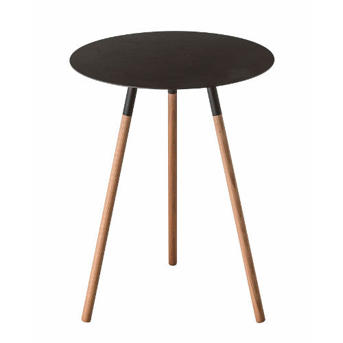 Yamazaki Home - Plain Side Table Black