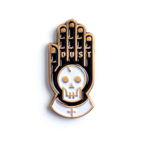 Beeteeth Dust Pin