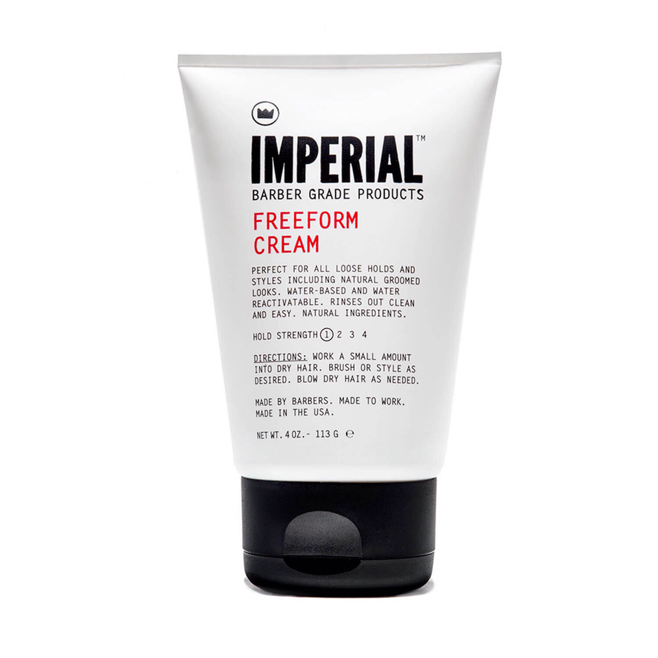 Imperial barber - freeform cream
