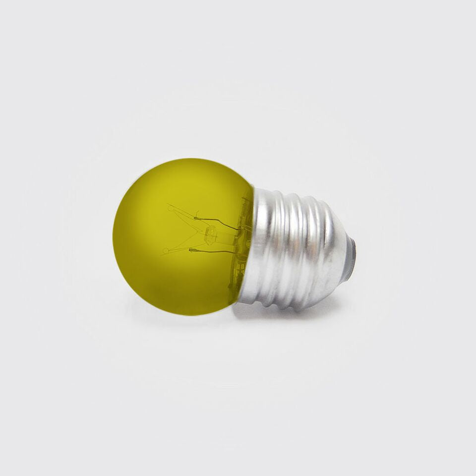utilitario mexicano - 7.5 w bulb (yellow)