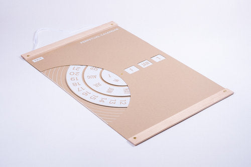 tait design co - perpetual calendar