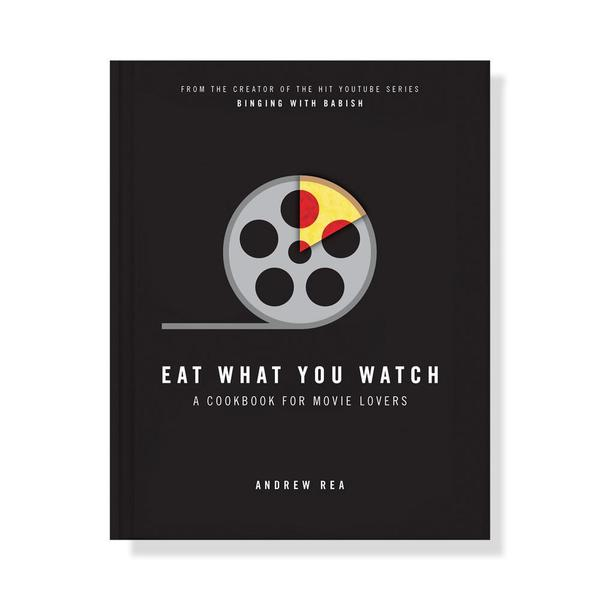 w&p design - eat what you watch book
