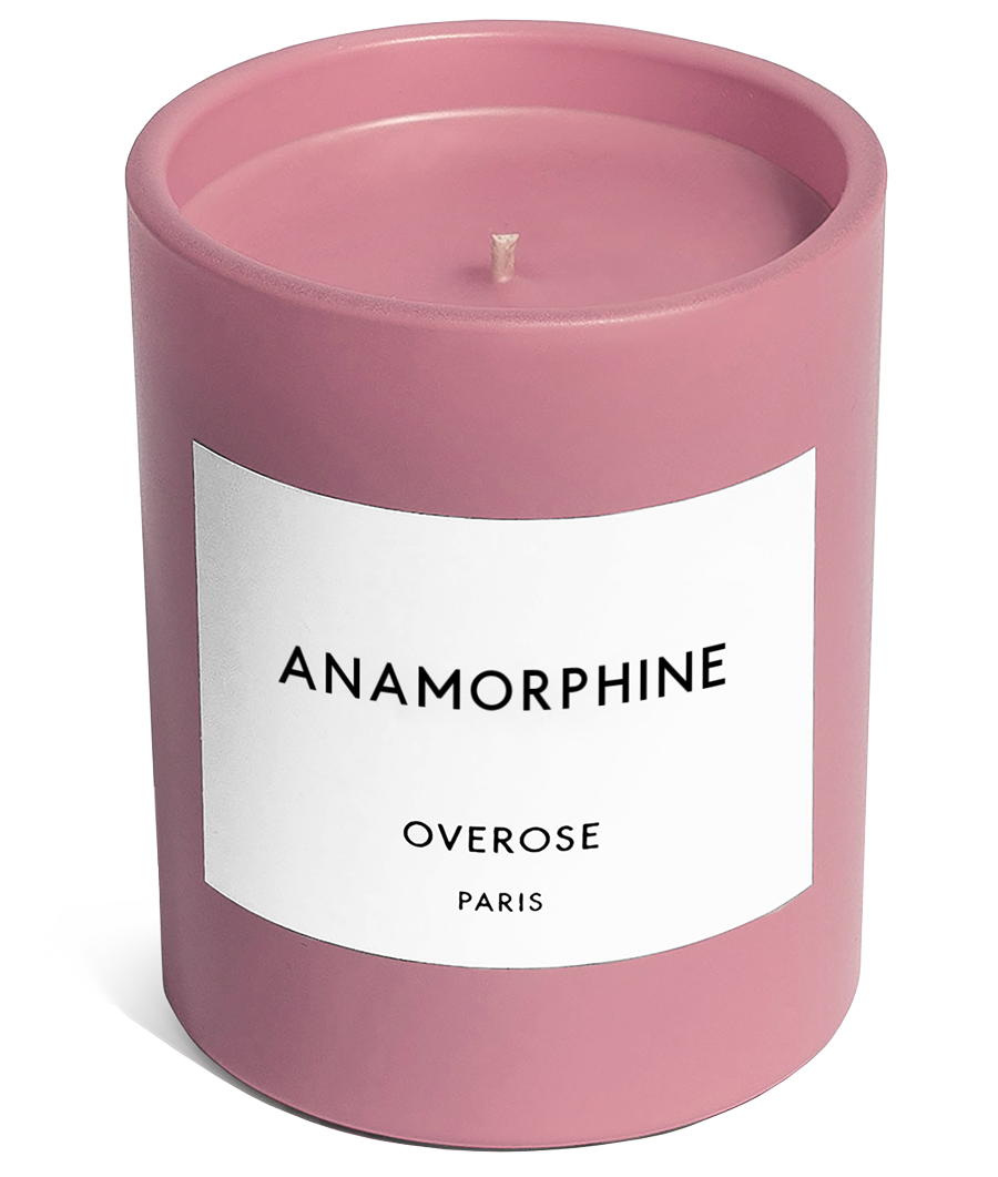 overose candles (pink collection)