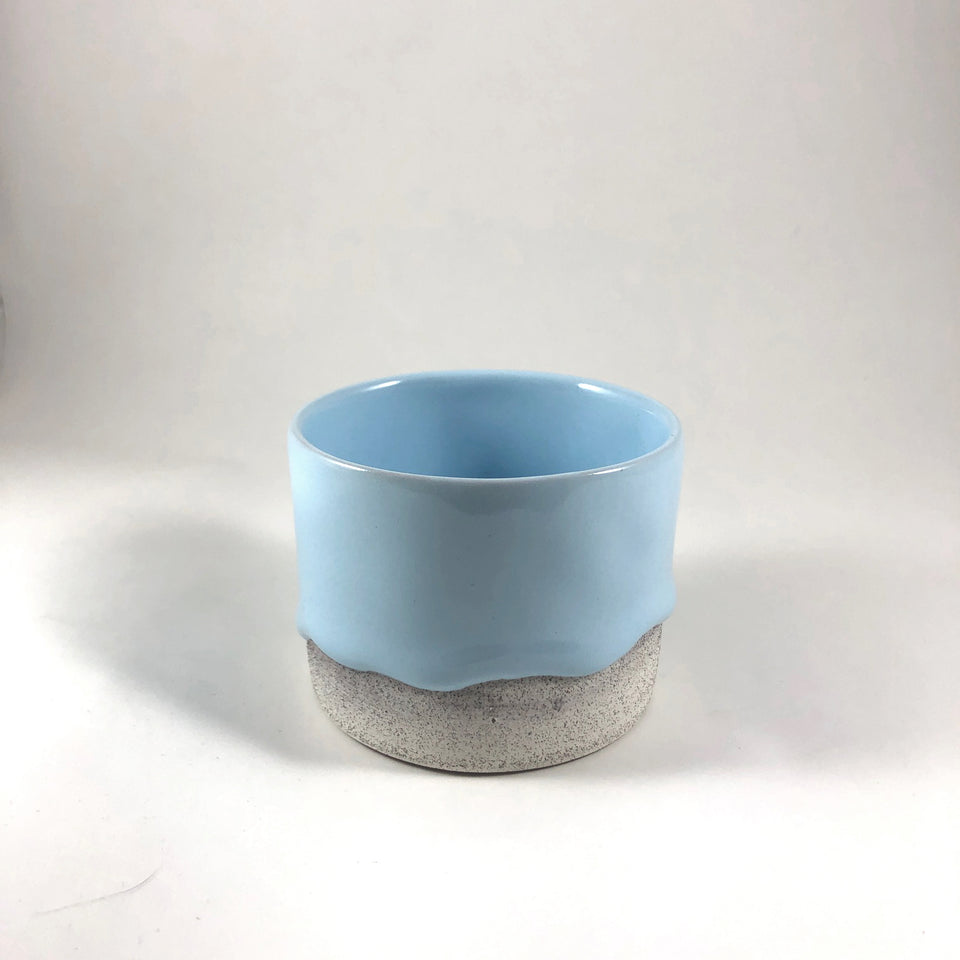 drippy pots - teacup planter 3""