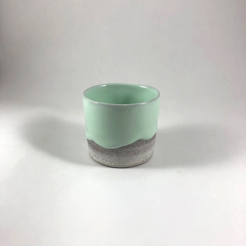 drippy pots - small cup