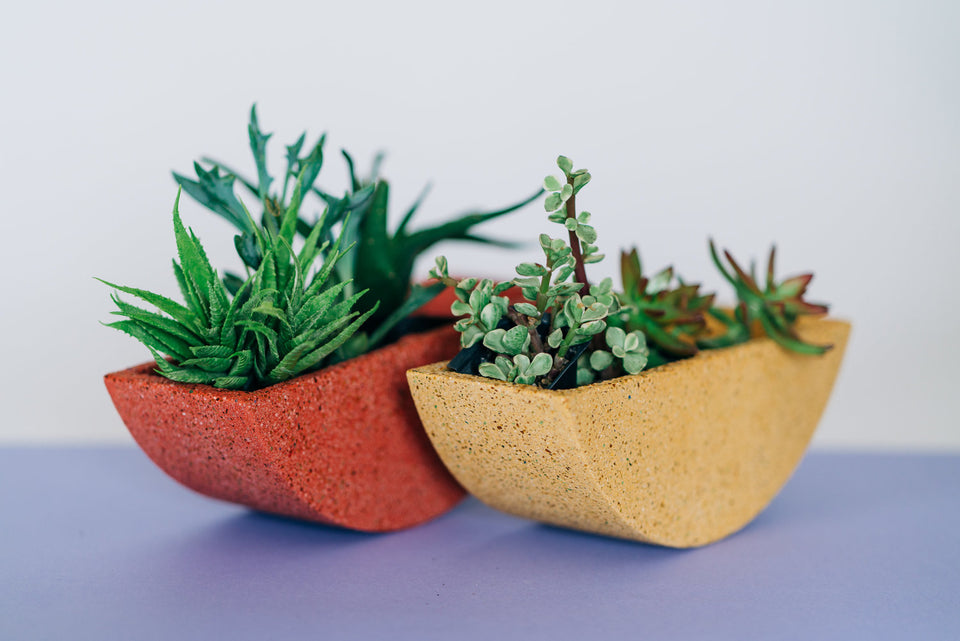 pretti cool - totter planter