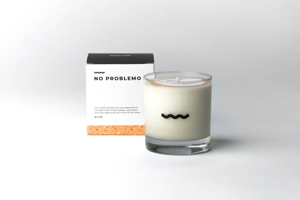 pretti cool - candle 9.5oz