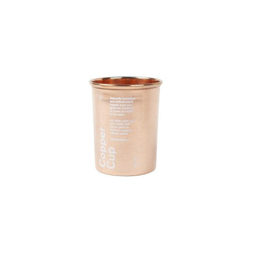 yield - copper cup
