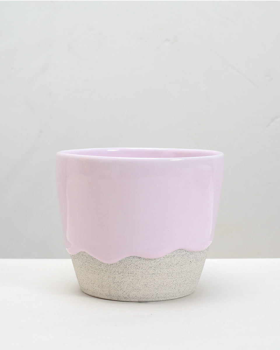 drippy pots - teacup planter