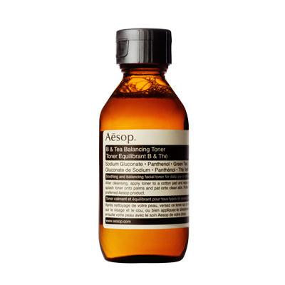 aesop b & tea balancing toner 100ml - Fresh Laundry Co.