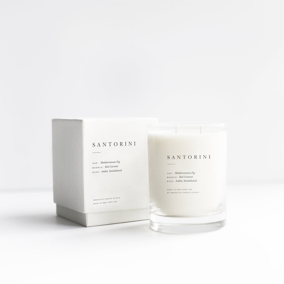 brooklyn candle studio - escapist candle series